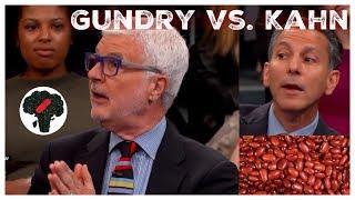 Gundry MD Scam - Dr Kahn vs Dr Gundry on The Doctors