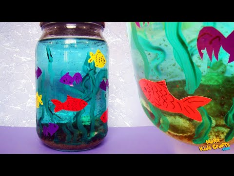 Aquarium - Kids Crafts
