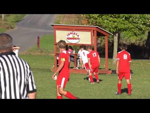 Grace Prep Boys Soccer @ Juniata Christian School - October 13, 2020