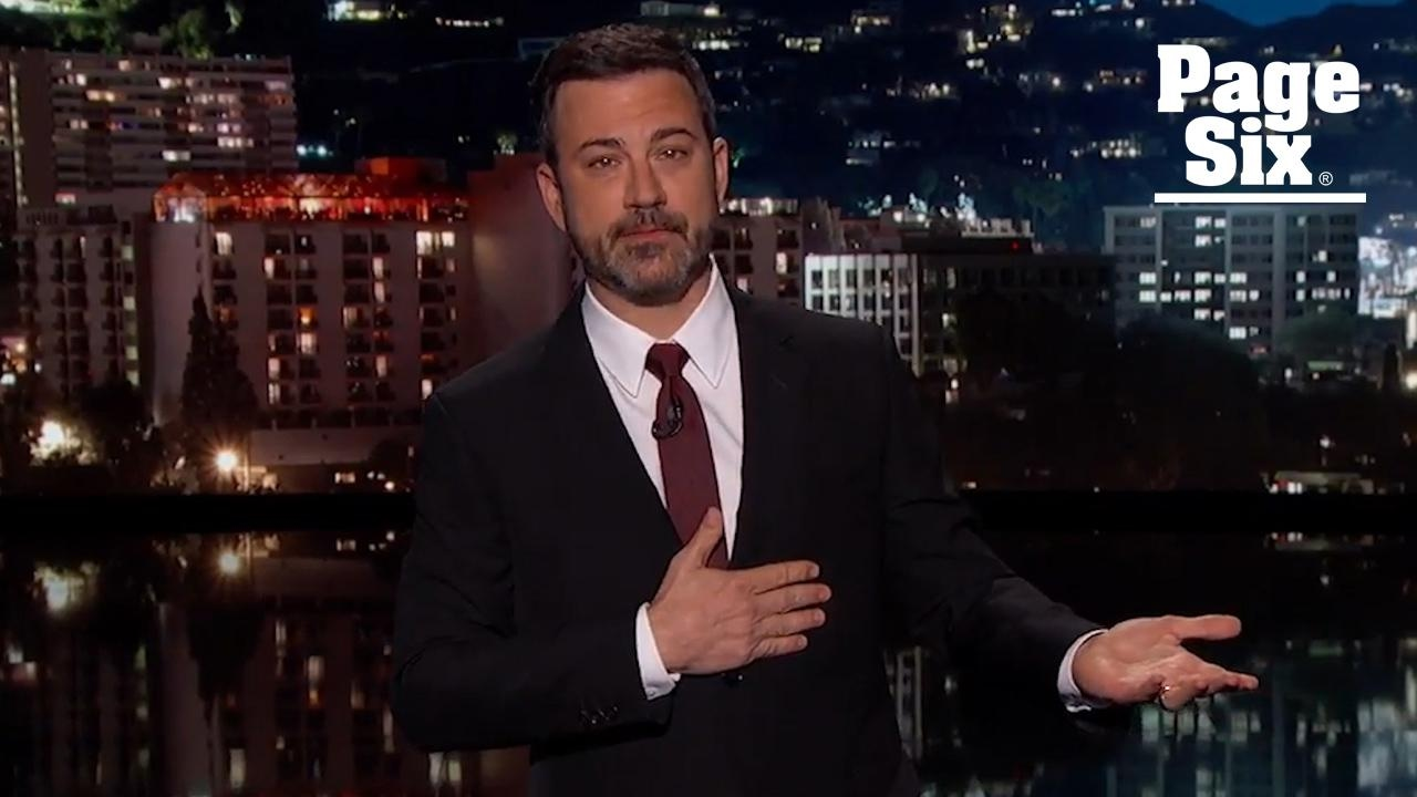 Jimmy Kimmel returns to air after son's surgery