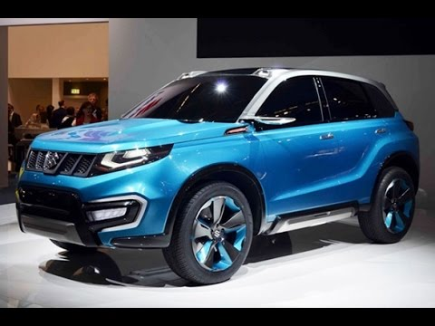 2016 suzuki grand vitara review official youtube. Black Bedroom Furniture Sets. Home Design Ideas