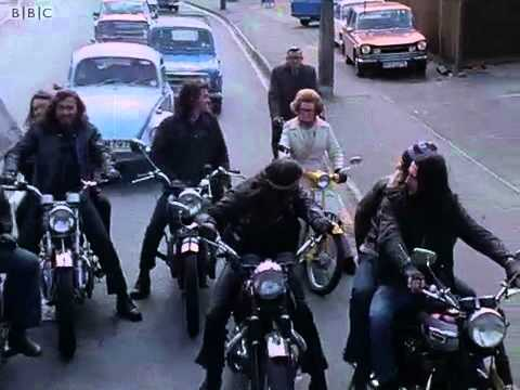 Hells Angels - London - 1973