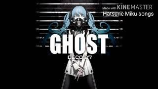 La canción número 5 del álbum ghost de Deco*27.