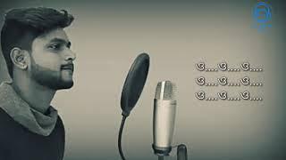 O Bondhu Re lyrics   Cover By Mithun Saha   Zubeen Garg