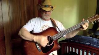 1531 -  Love Is On A Roll -  Don Williams cover with guitar chords and lyrics