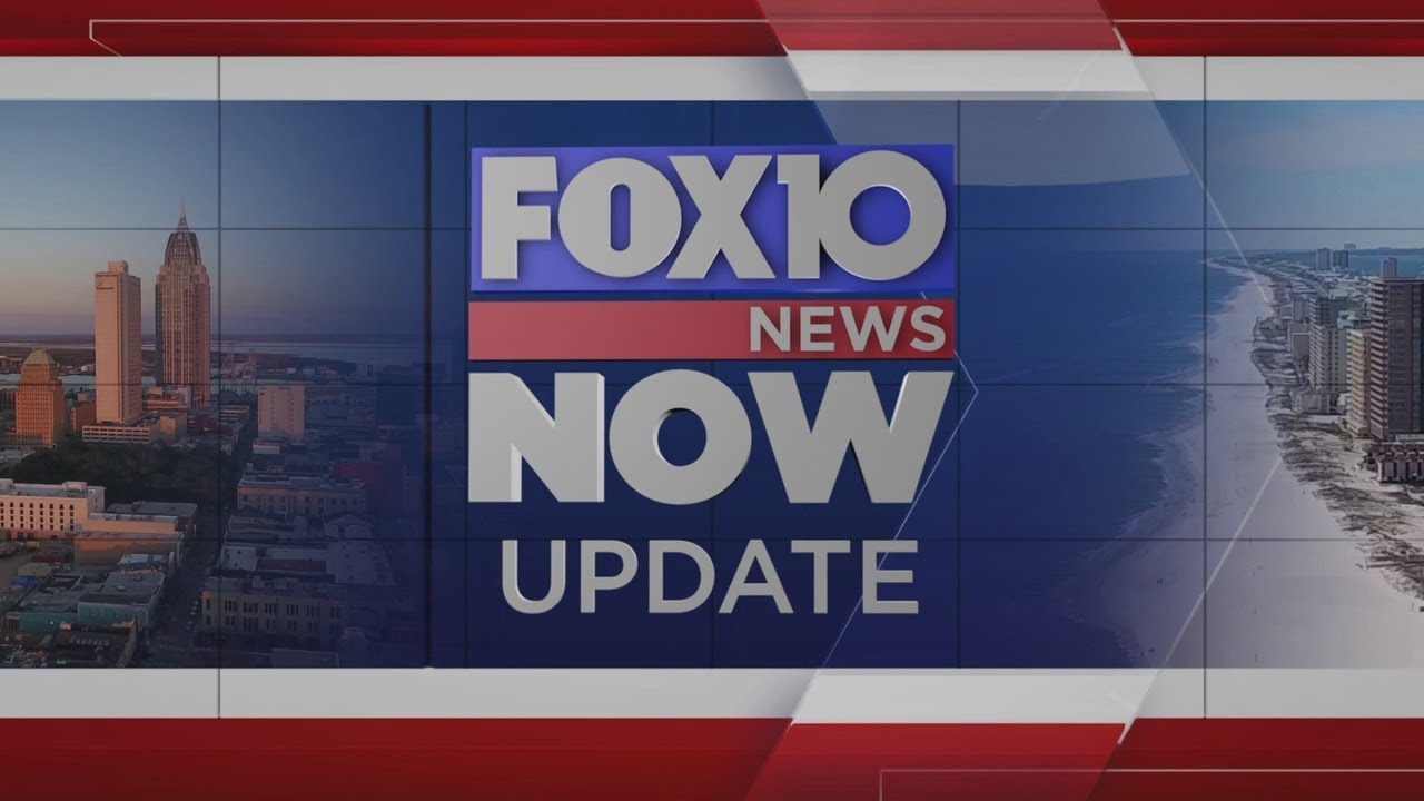 News Now Update for Monday Morning Aug. 10, 2020 from FOX10 Nrws