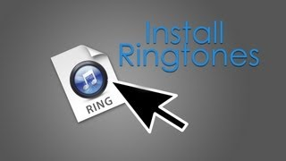 How to install Ringtones on iPhone 4 [Free] [Easy] [HD]