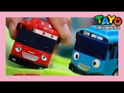 Tayo Gani ist krank l Tayo Spielzeug Geschichte l Tayo Der Kleine Bus