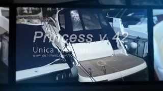 Princess v42 | Barca usata del cantiere Princess yachts. Princess v 42 for sale