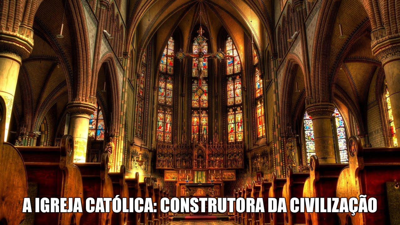 Matrimonio Igreja Catolica : A igreja católica construtora da civilização completo e