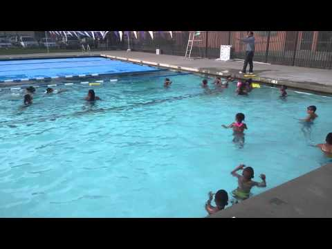 East Oakland Swim Club Community Swim
