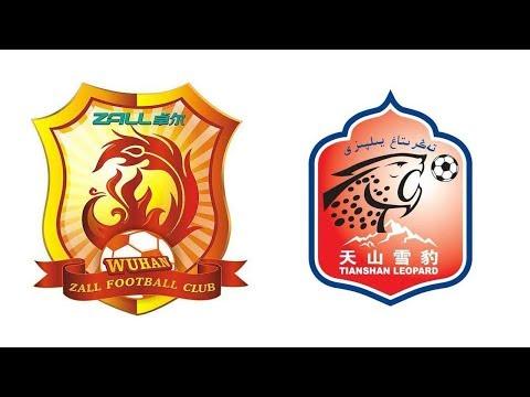 Round 22 - Wuhan ZALL vs Xinjiang Tianshan Leopard