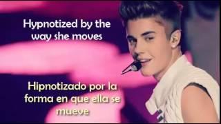 Justin Bieber confident español-ingles