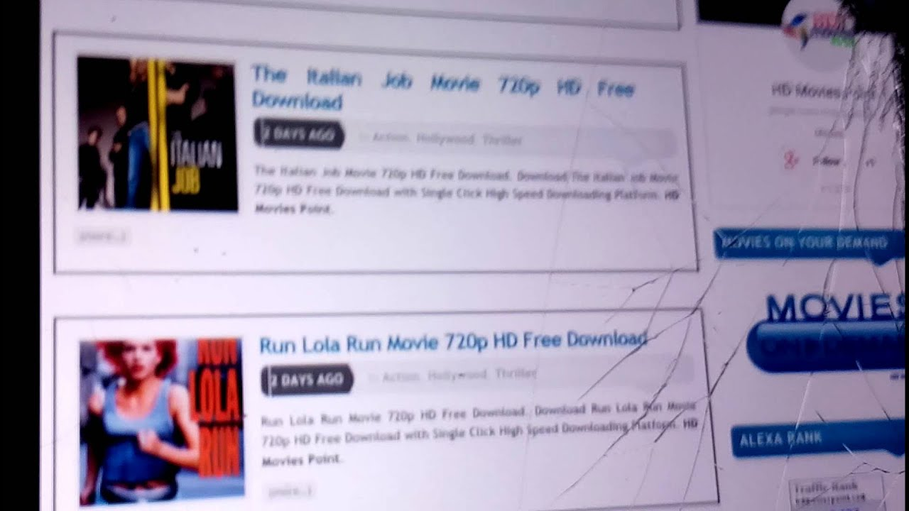 website to download movies free on iphone