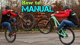 How to Manual - MTB BASICS