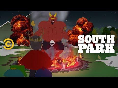 Al Gore Summons Satan - South Park