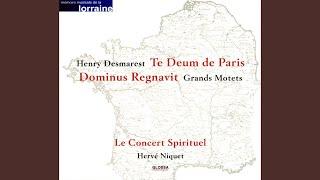 Te Deum: Duet: Te gloriosus apostolorum chorus (Counter-tenor, Tenor) - Ritournelle - Te...