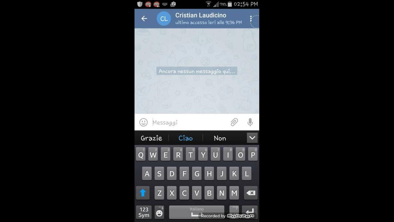Come chattare su Telegram   Salvatore Aranzulla