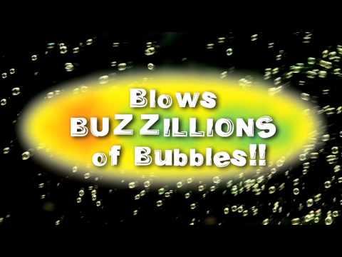 no spill bubble machine