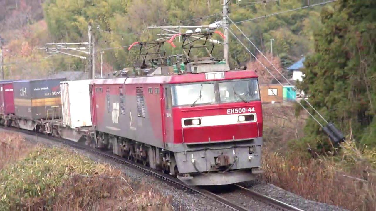2021年も鉄の箱の貨物列車いろいろ動画をよろしくお願いいたしますm(_ _)m