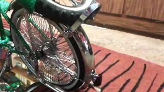 CRAZY CUSTOM LOWRIDER BIKE