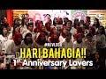 #mjvlog8 - Hari Bahagia 1st Anniversary Lavers Aku Sayang Kalian Semua