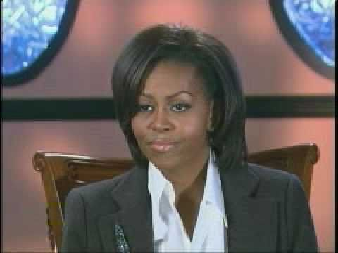 First Lady of the United States, Michelle Obama