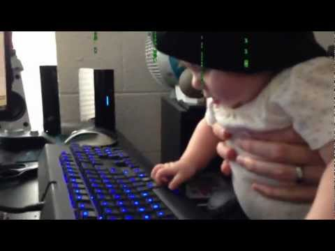 WORLD'S YOUNGEST HACKER (ACTUAL FOOTAGE)