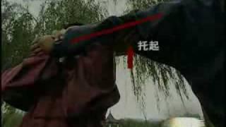 Application Of Baji Quan Wu Lian Zhi