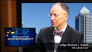 Spotlight on Government: Judge Michael J  Scionti