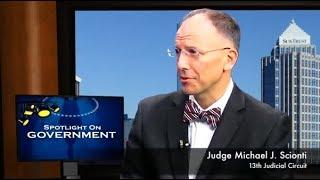 Spotlight on Government: Judge Michael J  Scionti