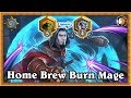 Hearthstone Rank 5 To 4 Home Brew Burn Mage mp3