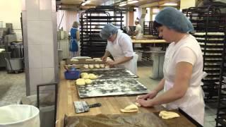 видео Пекарня Московский пекарь
