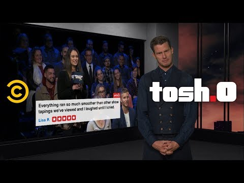 Live Taping Reviews - Tosh.0