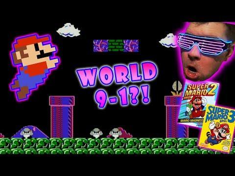 Super Mario Bros 1, 2, and 3 NES Controversy! Plus World 91 Hack?! Chris NEO Nintendo Retro Show