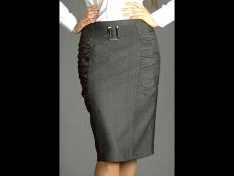 Видео юбки с драпировкой