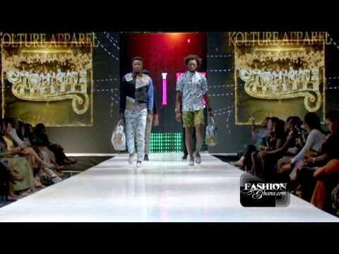 Koluture Apparel @ Glitz (Accra Fashion Week 2016 Coming Soon Visit www.accrafashionweek.org)