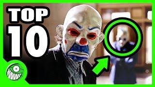 10 GRANDES ERRORES de películas famosas
