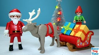 PLAYMOBIL Holiday Christmas-Opening Toys Surprises For Kids