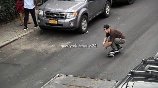 New York Times V.24   TransWorld SKATEboarding