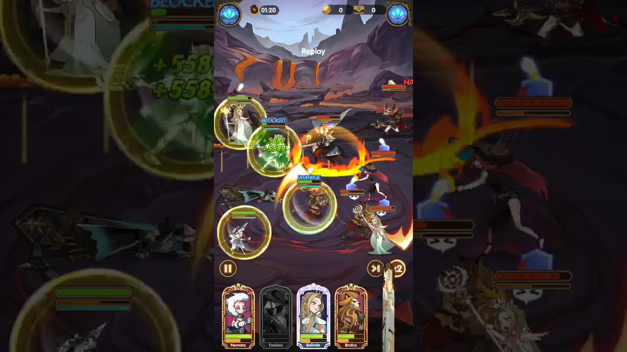 Afk arena 29-2 - YouTube