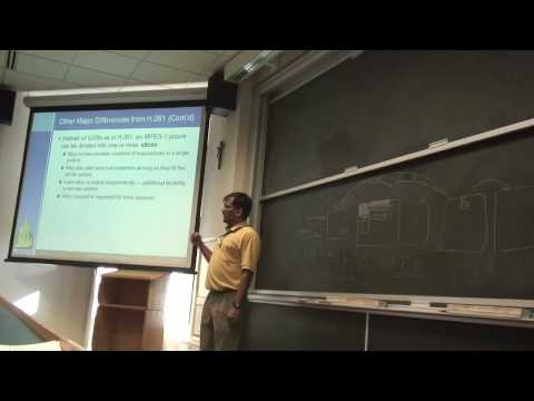 MMS-SP09: Lecture 11: MPEG 1