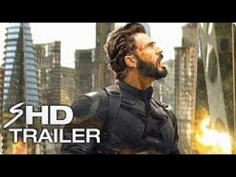 Avengers Infinity War-Trailer 2 [HD] (2018 Movie) Marvel Studios | Official Plastic Films