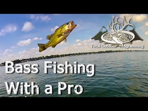 Bass Fishing Tips with FLW and B.A.S.S. Top 150 Pro Chip Harrison