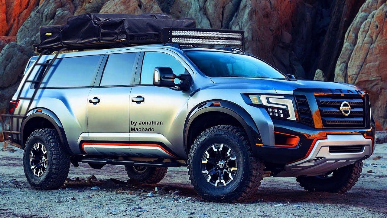 MAKING OF 2016 Nissan Titan Warrior SUV Concept #NISSAN ...
