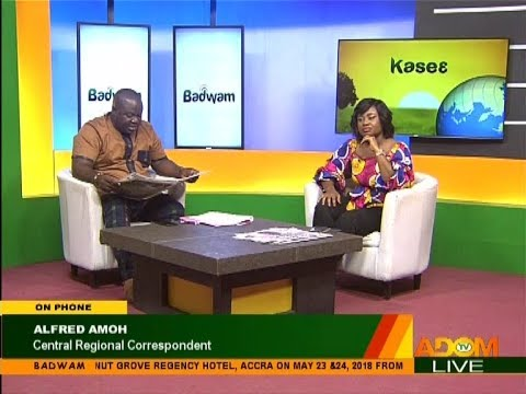 Weather Situation in Some Parts of Ghana - Badwam on Adom TV (20-6-18)