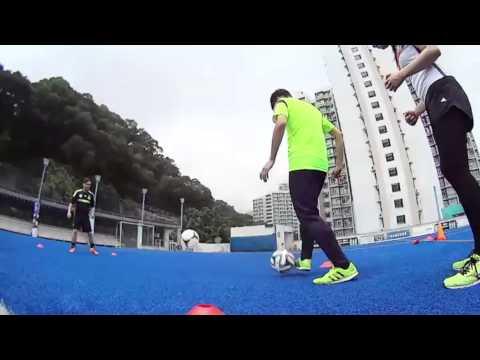 TVB 兒童台 - 猩猩同學會 - 足球小將