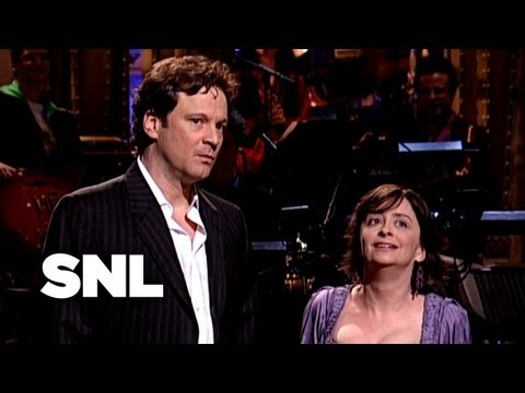 Colin Firth Monologue - Saturday Night Live