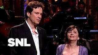 Colin Firth Monologue - Saturday Night Live