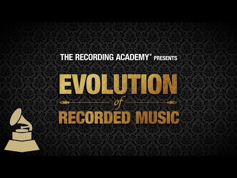 Part 1: Evolution Of Recorded Music - Records | GRAMMYs